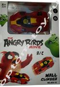 Антигравитационная машинка WALL CLIMBER ANGRY BIRDS, оптом