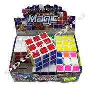 Кубик Рубика CUBE MAGIC, набор 6 шт., оптом