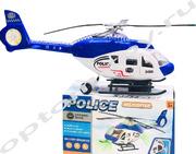 Вертолет на батарейках POLICE HELICOPTER оптом