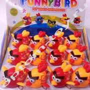 Игрушки FUNNY BIRD, набор 12 шт., оптом