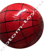 Футбольный мяч ЧЕЛОВЕК ПАУК оптом