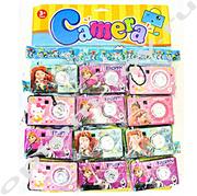 Детские фотоаппараты CAMERA, набор 12 шт., оптом
