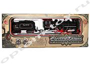 Детский паровоз с дымом ELECTRIC TRAINS, оптом