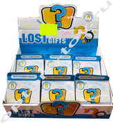 Игрушка сюрприз в коробке LOST GIFTS, для мальчиков, набор 6 шт., оптом