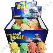 Попрыгунчики Мишки PUFFER BALL, набор 36 шт., оптом