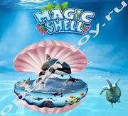 Игрушки сюрприз MAGIC SHELL, оптом