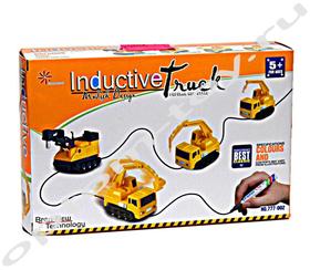 Индуктивная машинка INDUCTIVE TRUCK, оптом
