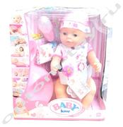 Интерактивная кукла BABY LOVE оптом
