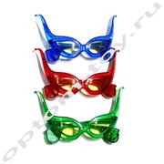 Карнавальные очки, светящиеся, оптом