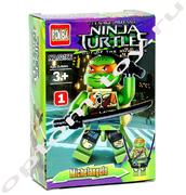 Конструктор - PINBA - NINJA TURTLES, оптом