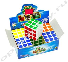 Кубик РУБИКА FAN TASY MAGIK CUBE, 5,5 см., набор 6 шт., оптом