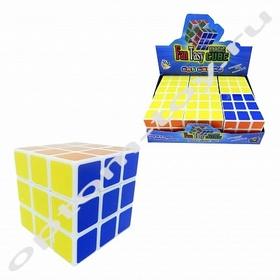 Кубик РУБИКА FANTASY MAGIC CUBE, 5,7 см., набор 6 шт., оптом