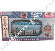 Куклы в капсуле LOL, серия BOY, оптом