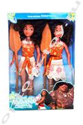 Куклы MOANA/МОАНА, набор 2 шт., оптом