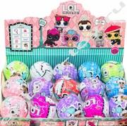 Подарочные куклы в шаре, набор 15 шт., оптом