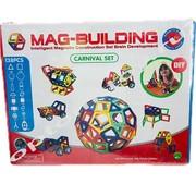 Магнитный конструктор MAG BUILDING, 138 деталей, оптом