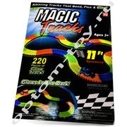Конструктор - MAGIC TRACKS, 220 деталей, оптом