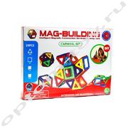 Магнитный конструктор - MAG-BUILDING, 28 деталей, оптом