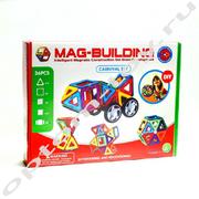 Магнитный конструктор - MAG-BUILDING, 36 деталей, оптом
