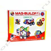 Магнитный конструктор - MAG-BUILDING, 48 деталей, оптом