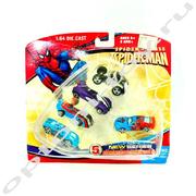 Машинки - SPIDER-MAN / ЧЕЛОВЕК ПАУК, оптом