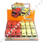 Детские игровые автобусы URBAN TRAFFIC, набор 12 шт., оптом