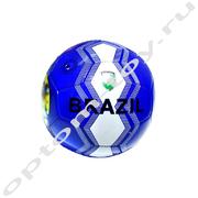 Футбольный мяч - BRAZIL, оптом