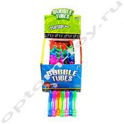 Мыльные пузыри BUBBLE TUBES, набор, 48 шт., оптом