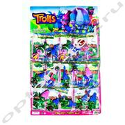 Игрушки TROLLS / ТРОЛЛИ, набор 15 шт., оптом