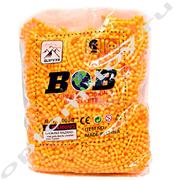 Пластиковые пульки BOB, для детского оружия, оптом