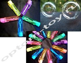 Нелопающиеся мыльные пузыри, набор, 48 шт., оптом