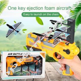 Детский пистолет-рогатка с самолетиками AIR BATTLE оптом